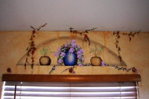 Photo #8: G & D INTERIOR ARTS & DESIGN. MURALS - DECORATIVE