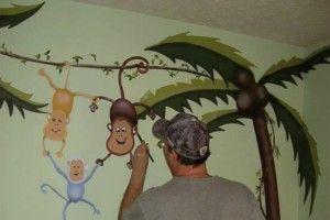 Photo #5: G & D INTERIOR ARTS & DESIGN. MURALS - DECORATIVE