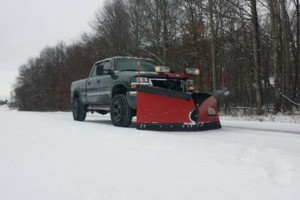 Photo #1: Snow removal! Residential & commercial