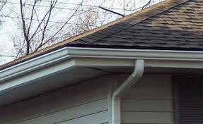 Photo #7: Gutters and gutter covers by Chris