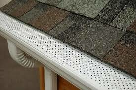 Photo #9: Gutters and gutter covers by Chris