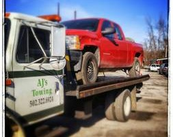 Photo #4: AJs professional flatbed towing service