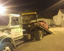 Photo #2: AJs professional flatbed towing service