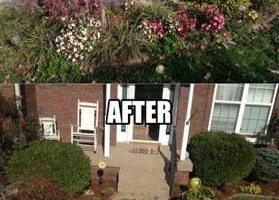 Photo #5: Quality Work! Reasponable Price for Pressure washing!