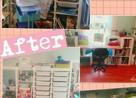 Photo #1: Affordable Housekeeper/Organizer (rooms, desks, garages, cabinets, papers, art supplies, clothes, anything!)