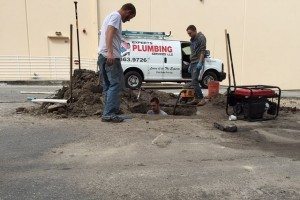 Photo #1: Experts Plumbing Services. Residential & Commercial