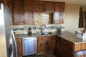 Photo #1: Cabinet Special! 10'x10' kitchen cabinets $3550