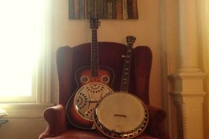 Photo #1: Banjo & Guitar Lessons