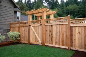 Photo #1: D Fence, Inc. Take Advantage of Winter Rates!