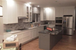 Photo #1: Cabinet Installation and Finish Carpentry by The Overlin Company