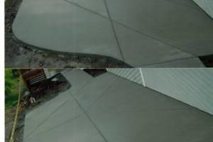 Photo #2: QUALITY CONCRETE WORK - Driveways, Patios, Pole barn floors