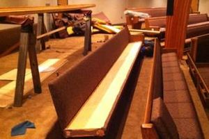 Photo #5: UPHOLSTERY Residential/ commercial
