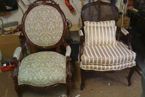 Photo #1: UPHOLSTERY Residential/ commercial