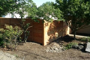 Photo #19: Alanmarc Construction. 6' Cedar Fence $17.00 A Foot