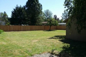 Photo #18: Alanmarc Construction. 6' Cedar Fence $17.00 A Foot