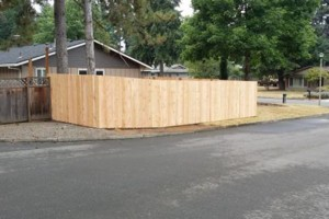 Photo #17: Alanmarc Construction. 6' Cedar Fence $17.00 A Foot
