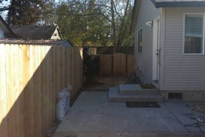 Photo #15: Alanmarc Construction. 6' Cedar Fence $17.00 A Foot