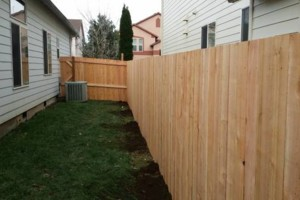 Photo #13: Alanmarc Construction. 6' Cedar Fence $17.00 A Foot