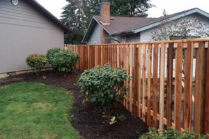 Photo #10: Alanmarc Construction. 6' Cedar Fence $17.00 A Foot