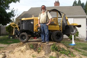 Photo #1: Portland Stump Grinding