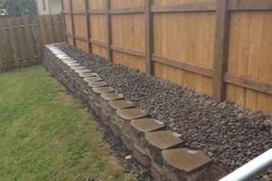 Photo #10: Sunrise Construction. Deck & Fence Service