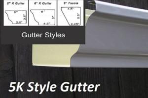 Photo #4: Rain Busters Gutters LLC. GUTTERCLEANING/ INSTALATION