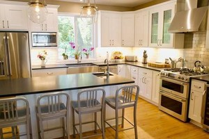 Photo #6: Custom Cabinets & Cabinet Installation Affordable!
