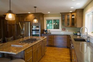 Photo #5: Custom Cabinets & Cabinet Installation Affordable!