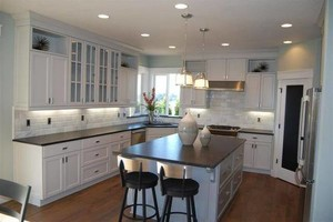 Photo #2: Custom Cabinets & Cabinet Installation Affordable!