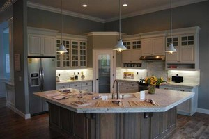Photo #1: Custom Cabinets & Cabinet Installation Affordable!