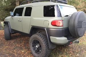 Photo #6: Plasti dip your car, choose any color any style!!! Fully reversible...