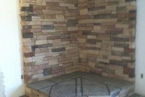 Photo #1: MIA Construction. Brick and Stucco services