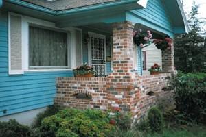 Photo #1: Rozee Masonry: Brick, Stone & Tile Work