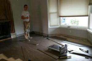 Photo #21: Pro-Floors LLC Laminate, Hardwood, Vinyl Installation