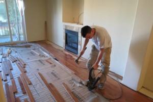Photo #16: Pro-Floors LLC Laminate, Hardwood, Vinyl Installation