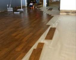 Photo #13: Pro-Floors LLC Laminate, Hardwood, Vinyl Installation
