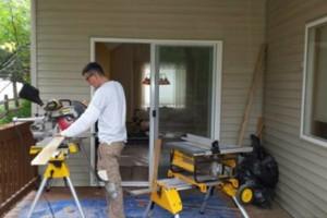 Photo #6: Pro-Floors LLC Laminate, Hardwood, Vinyl Installation