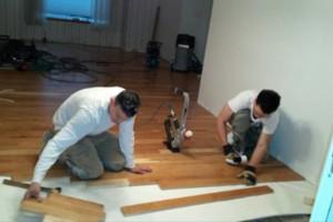 Photo #5: Pro-Floors LLC Laminate, Hardwood, Vinyl Installation
