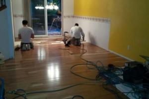 Photo #4: Pro-Floors LLC Laminate, Hardwood, Vinyl Installation
