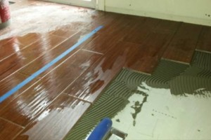 Photo #3: Pro-Floors LLC Laminate, Hardwood, Vinyl Installation