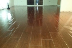 Photo #2: Pro-Floors LLC Laminate, Hardwood, Vinyl Installation