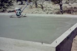 Photo #1: Licensed Contractor Bob - foundations, patios, sidewalks