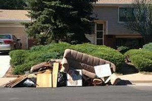 Photo #2: Best price junk removal and hauling