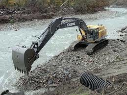 Photo #3: Excavation & land clearing