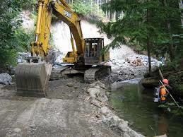 Photo #1: Excavation & land clearing
