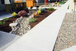 Photo #1: Oregon's superior Landscape & design. Lawn maintenance free...