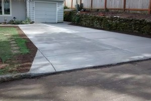 Photo #6: AC concrete - Concrete, Driveways, Walkways, Retaining walls