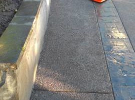Photo #8: AC concrete - Concrete, Driveways, Walkways, Retaining walls