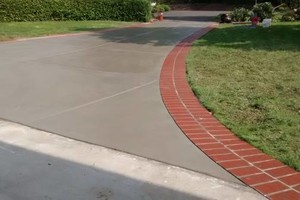 Photo #13: AC concrete - Concrete, Driveways, Walkways, Retaining walls