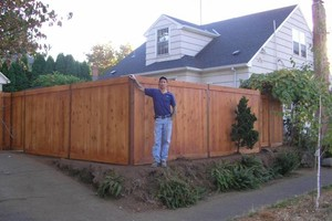Photo #23: Fence Installation or Fence Damage/ Repair